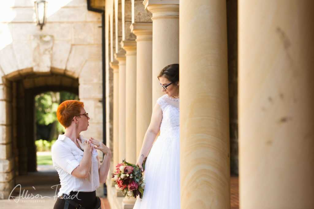 wedding warriors 4 - 7 Questions to Find Your Perfect Ceremony Time - The National Wedding Directory
